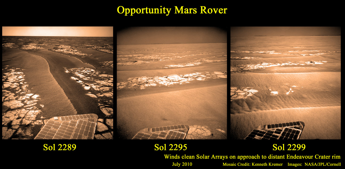 mars rover cleaning event - photo #26